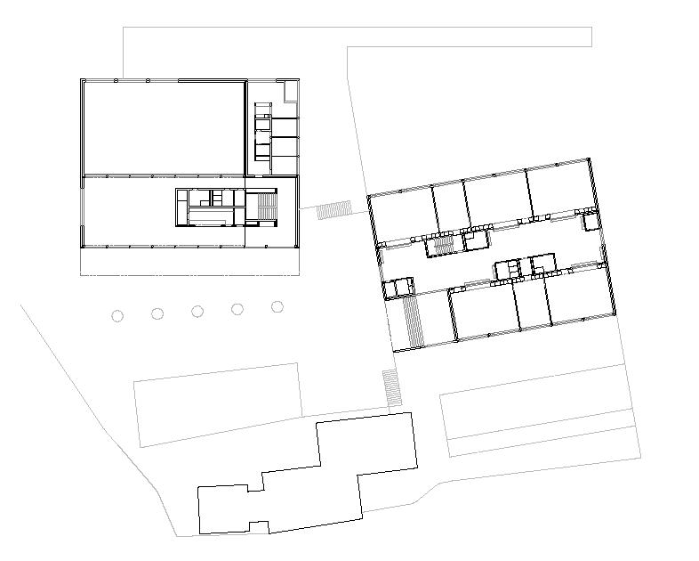salle polyvalente / école